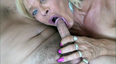 Long nails, Milking, Hairy mature