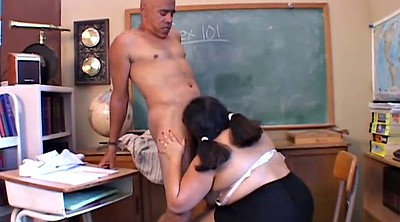 Bbw asian, Teacher student, Chubby asian