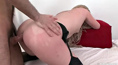 Lingerie, Big butt anal, Hairy blonde