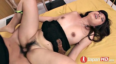 Japanese double, Asian creampie