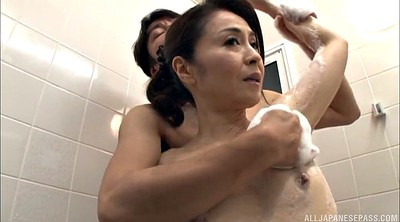 Japanese handjob, Skinny milf, Japanese shower, Skinny japanese, Japanese woman, Skinny asian