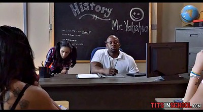 Teacher, Black sucking, Black and teen