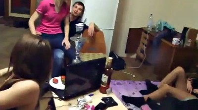 Teen party, Russian party