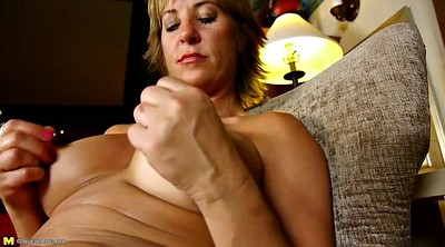 Hot mom, Mature pussy