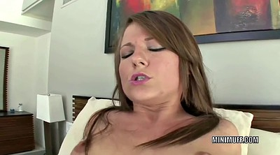 Small, Teen creampie, Casey