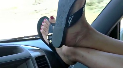 Asian feet, Pumping