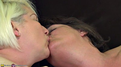 Old and young lesbian, Lesbian mom, Old and young girl, Mom threesome, Mom lesbian