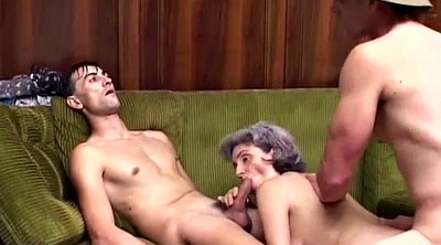 Young anal, Double penetration