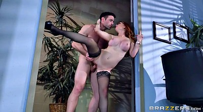 Work, Brazzers, At work
