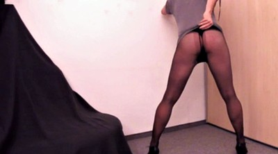 Anna, Pantyhose sex, Gay pantyhose
