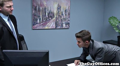 Office sex, Gay office, Gay toy, Gay spanking