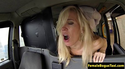Matures with big tits, Big mature, Female taxi