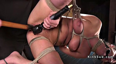 Hogtied, Hard sex, Chair