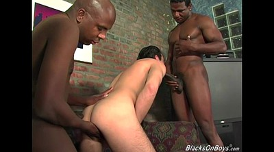 Gay men, Amateur interracial