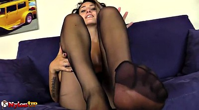 Pantyhose, Pantyhose ass, Pantyhose feet