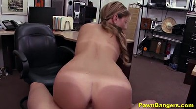 Beauty, Boss, Teen massage, Pussy massage, Store, Blonde babe