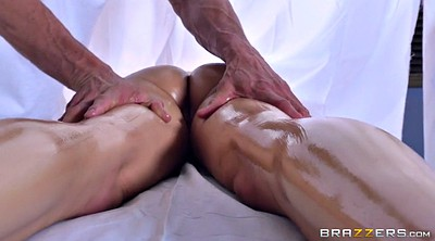 Sauna, Spa, Chanel preston, Bff, Foursome, Massage sex