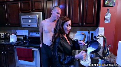 Kitchen, Redhead, Diamond foxxx