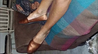 Feet, Shoe, Foot fetish, Foot masturbation, Mature feet, Mature foot