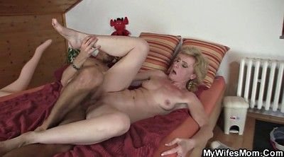 Mature mom, Help mom, Mom help, In law, Older mom, Old cum