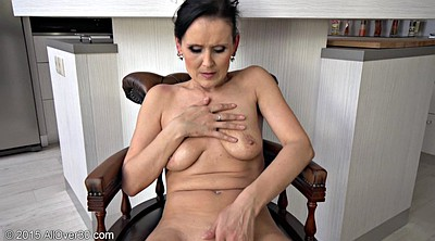 Banana, Milf masturbating