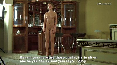 Porn, Teen casting, Naked
