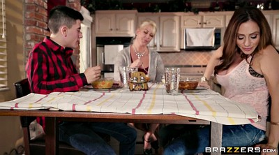 Table, Sons, Ariella ferrera, Clothed, Bffs