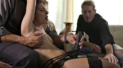 Bound, Wife threesome, Hot wife