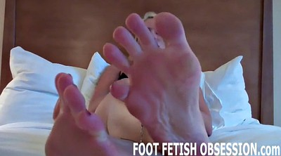 Feet worship, Foot