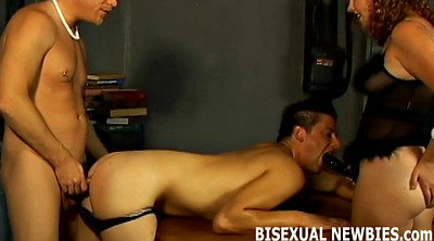 Ass, Bisexual threesome