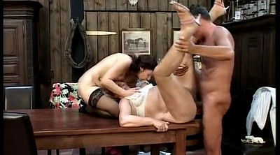 Mature gangbang, Group mature
