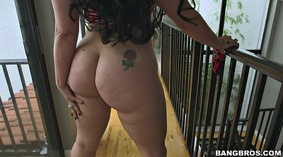 Curvy, Chubby solo, Ass teasing solo