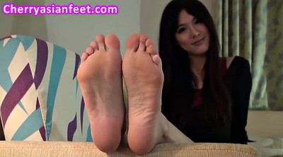 Model, Asian solo, Asian foot, Asian model, Asian feet, Foot solo