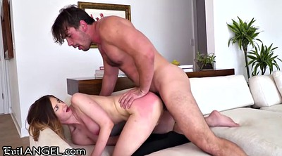 Cox, Mad, Shaved anal, Huge anal