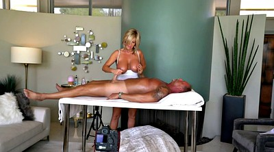 Mature massage, Handjob mature