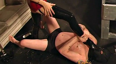 Spank, Femdom whipping