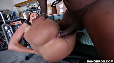 Mandingo, Riding, Oiled