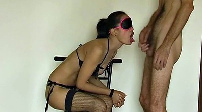 Chinese bondage, Asian bondage, Bound, Blindfolded, Chinese s