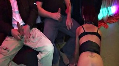 Bukkake, Teen gangbang, Amateur gang, Cum eating