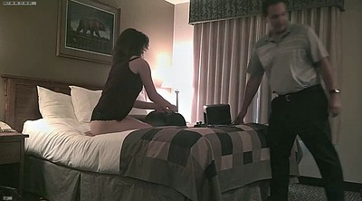 Hidden, College, Sybian, Wife hotel, College orgasm