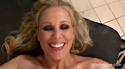 Julia ann, Busty, Julia ann pov, Julia
