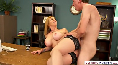 Sara jay, Shy, Office milf, Make out