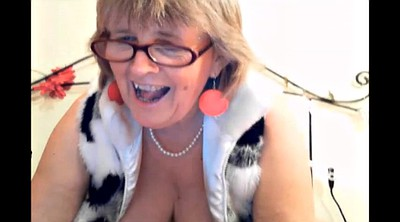 Webcam mature, Granny masturbate