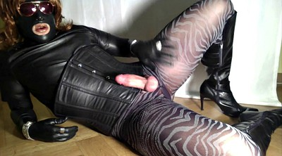 Latex, Gloves, Glove, Crossdresser, Crossdress, Crossdressing