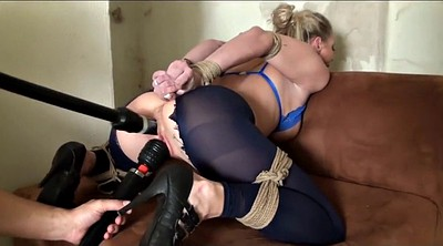 Bound, Ass dildo, Dildo anal