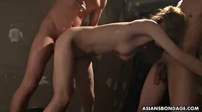 Creampie, Japanese small cock, Spitting, Asian creampie