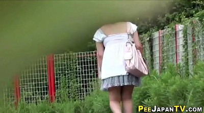 Japanese hd, Public pee