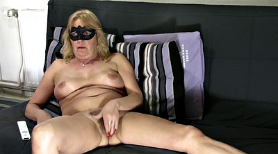 Mature, Pussy show, Pussy shave, Hairy mature