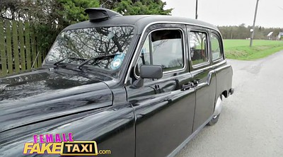 Taxi, Speed, Kisses, Female fake taxi, Czech taxi