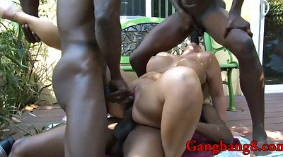 Whore, X men, Black gangbang, Black cock